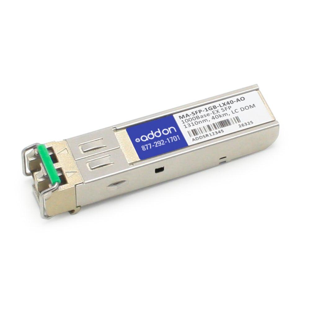 MA-SFP-1GB-LX40-AO