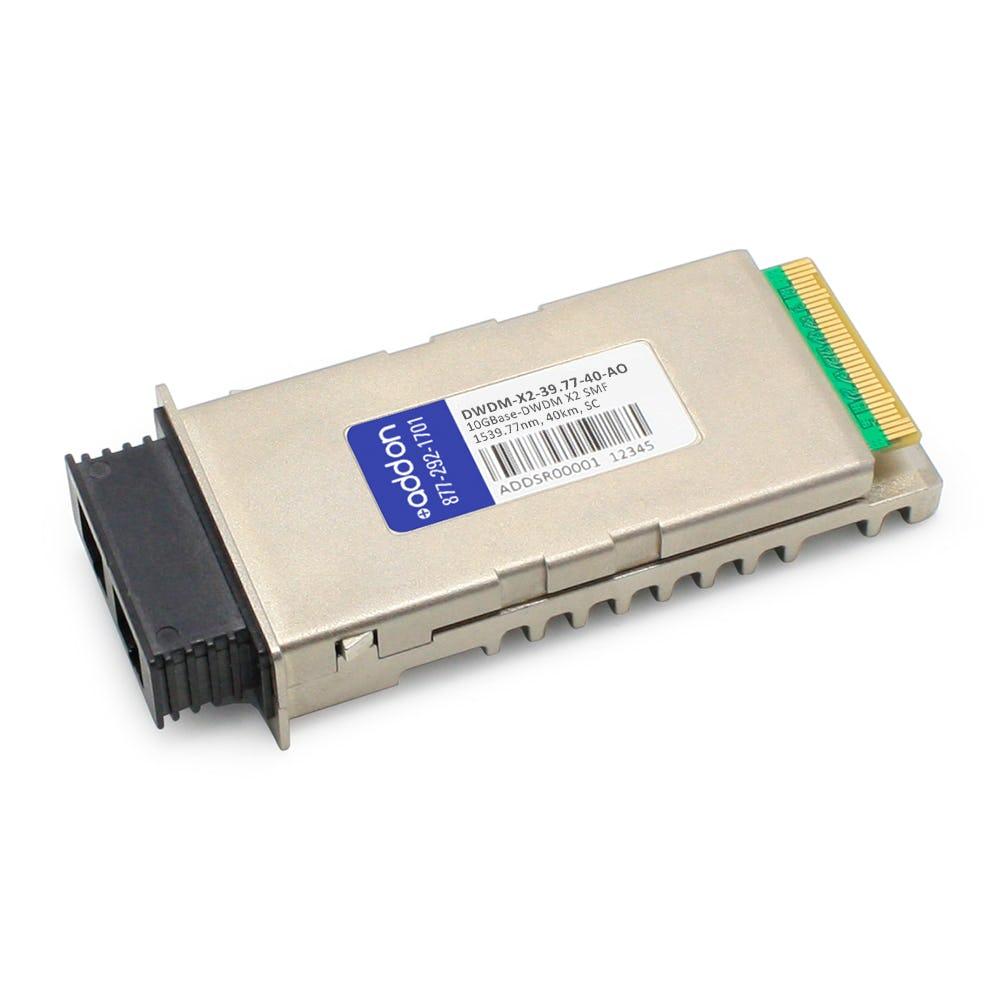 DWDM-X2-39.77-40-AO