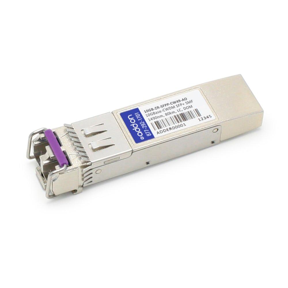 10GB-ZR-SFPP-CW49-AO