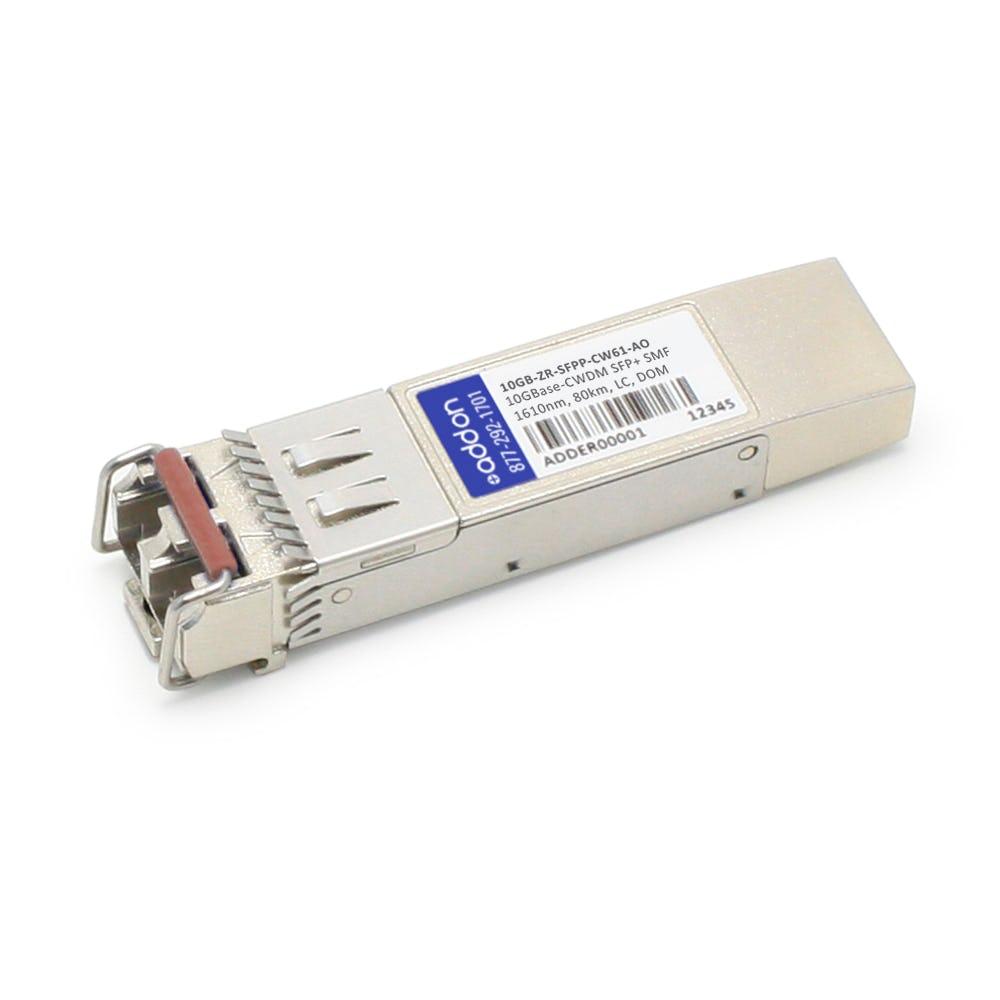 10GB-ZR-SFPP-CW61-AO