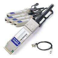 QFX-QSFP28-SFP28-DAC-2M-AO