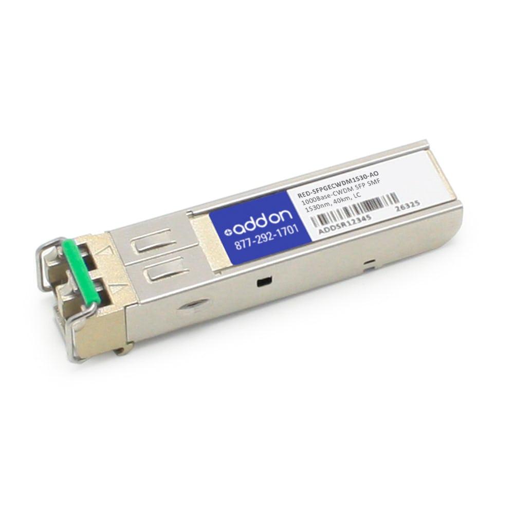 RED-SFPGECWDM1530-AO