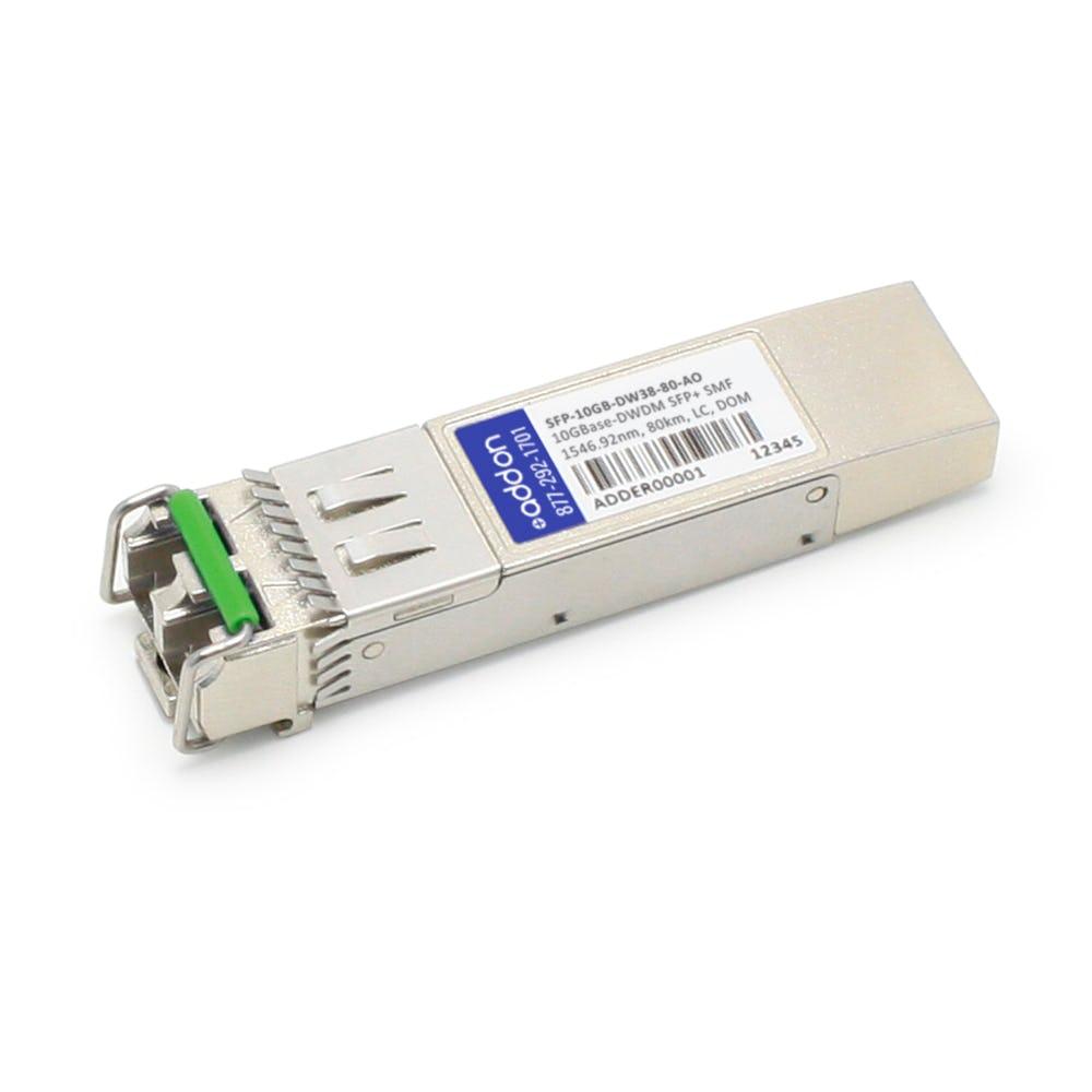 SFP-10GB-DW38-80-AO