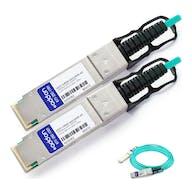 QSFP-100GB-AOC100M-AO