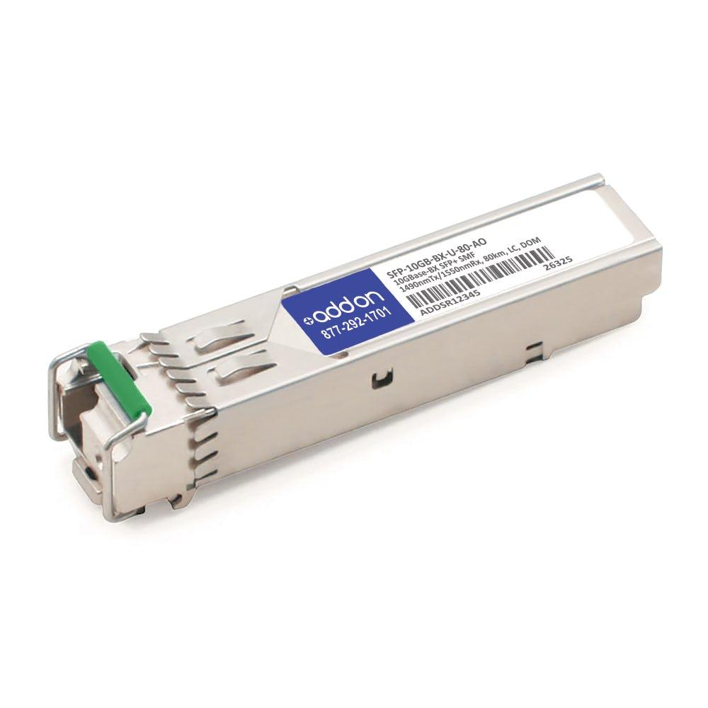 SFP-10GB-BX-U-80-AO