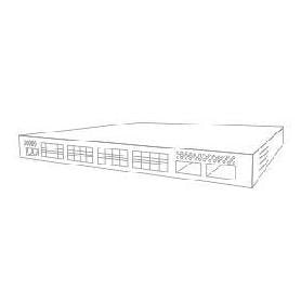 5500-24G-PoE+ EI Switch with 2 Interface Slots (JG241A) image